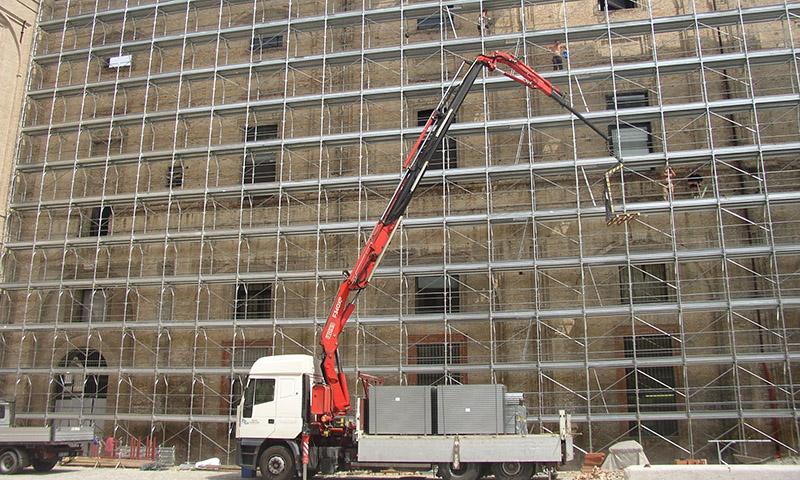 noleggio vendita attrezzature edili